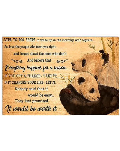 Panda Be Worth It