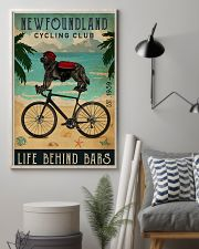 Cycling Club Newfoundland 11x17 Poster lifestyle-poster-1