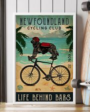 Cycling Club Newfoundland 11x17 Poster lifestyle-poster-4