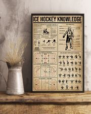 Ice Hockey Knowledge 16x24 Poster lifestyle-poster-3