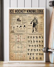 Ice Hockey Knowledge 16x24 Poster lifestyle-poster-4