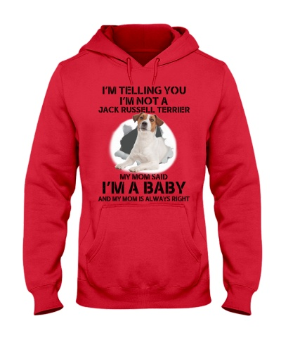 I'm Telling You Jack Russell Terrier