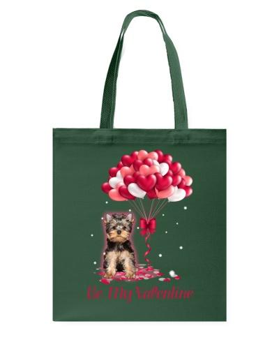 Be My Valentine Yorkshire Terrier