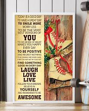 Today Is A Good Day Ice Skating 16x24 Poster lifestyle-poster-4