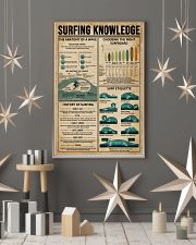 Surfing Knowledge 16x24 Poster lifestyle-holiday-poster-1