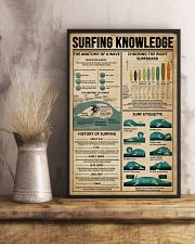 Surfing Knowledge 16x24 Poster lifestyle-poster-3