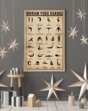 Bikram Yoga Asanas 16x24 Poster lifestyle-holiday-poster-1