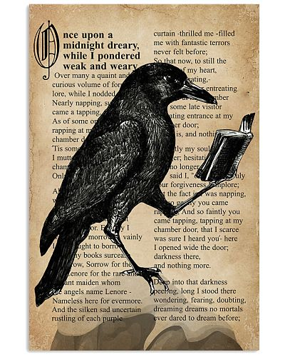 Raven Book Nevermore Reading