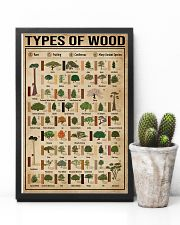 Types Of Wood Carpentry 11x17 Poster lifestyle-poster-8