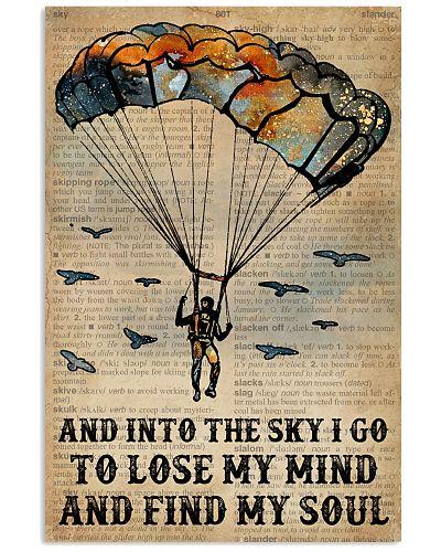 Dictionary Into The Sky Paragliding