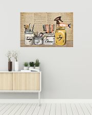 Pallet Dictionary Today I Choose Joy Hairstylist 36x24 Poster poster-landscape-36x24-lifestyle-01