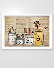 Pallet Dictionary Today I Choose Joy Hairstylist 36x24 Poster poster-landscape-36x24-lifestyle-02
