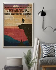 He Will Be With You Bible And Hiking 16x24 Poster lifestyle-poster-1