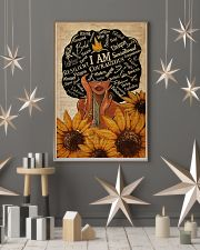 Sunflower Black Girl Dictionary 11x17 Poster lifestyle-holiday-poster-1
