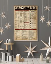 HVAC Knowledge  11x17 Poster lifestyle-holiday-poster-1