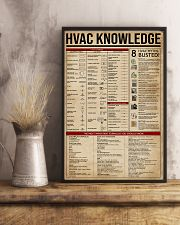 HVAC Knowledge  11x17 Poster lifestyle-poster-3
