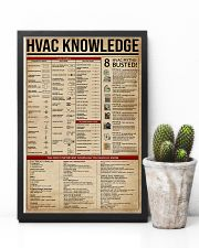 HVAC Knowledge  11x17 Poster lifestyle-poster-8