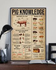 Pig Knowledge Farm 11x17 Poster lifestyle-poster-2