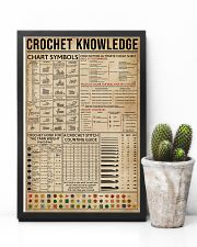 Crochet Knowledge 11x17 Poster lifestyle-poster-8