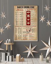 Baker Knowledge 16x24 Poster lifestyle-holiday-poster-1