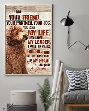 Doodle I Am Your Friend 11x17 Poster lifestyle-poster-1
