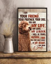 Doodle I Am Your Friend 11x17 Poster lifestyle-poster-3