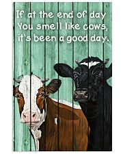 Mint Woof You Smell Like Cow 16x24 Poster front