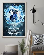 Be A Blue Witch 16x24 Poster lifestyle-poster-1