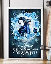 Be A Blue Witch 16x24 Poster lifestyle-poster-4