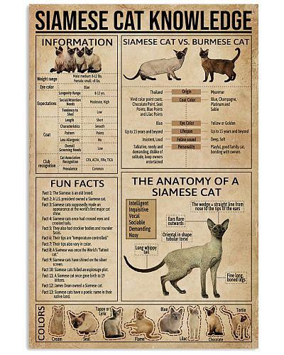 Siamese Cat Knowledge