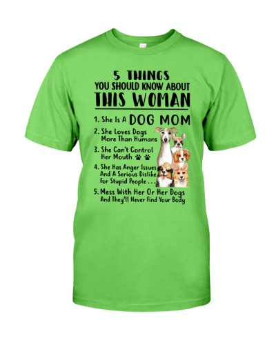 5 Things Dog Mom Dogs