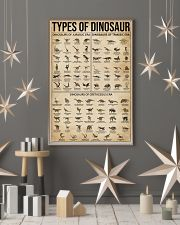 Types Of Dinosaur 16x24 Poster lifestyle-holiday-poster-1