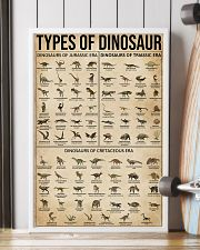 Types Of Dinosaur 16x24 Poster lifestyle-poster-4