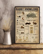 Rabbit Knowledge 11x17 Poster lifestyle-poster-3