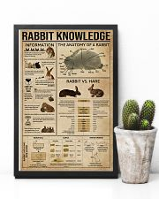 Rabbit Knowledge 11x17 Poster lifestyle-poster-8