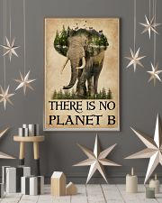 There Is No Planet B Natural Elephant 11x17 Poster lifestyle-holiday-poster-1