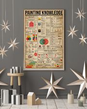 Painting Knowledge  11x17 Poster lifestyle-holiday-poster-1