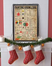 Painting Knowledge  11x17 Poster lifestyle-holiday-poster-4