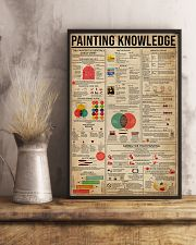 Painting Knowledge  11x17 Poster lifestyle-poster-3