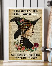 Reading Witch Girl Once Upon A Time 16x24 Poster lifestyle-poster-4