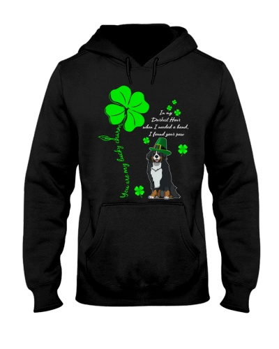 You're My Lucky Charm Bernese Mountain Dog