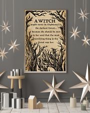 A Witch Ought Never To Be Frightened  11x17 Poster lifestyle-holiday-poster-1