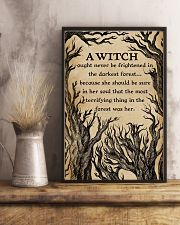 A Witch Ought Never To Be Frightened  11x17 Poster lifestyle-poster-3