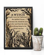 A Witch Ought Never To Be Frightened  11x17 Poster lifestyle-poster-8