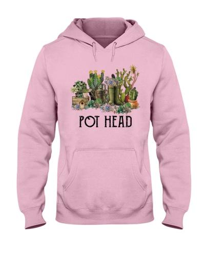 Pot Head Succulent