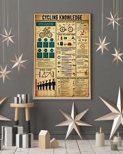 Knowledge Cycling 16x24 Poster lifestyle-holiday-poster-1