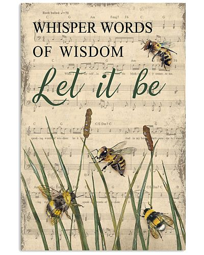 Music Let It Be Grass Bee