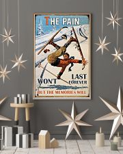 The Pain Won't Last Forever Skiing 16x24 Poster lifestyle-holiday-poster-1