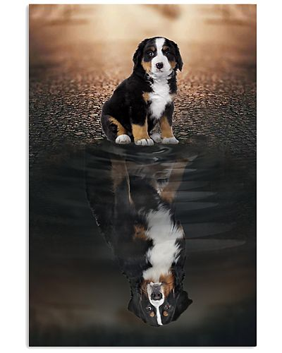 Bernese Mountain Dog Believe In Yourself