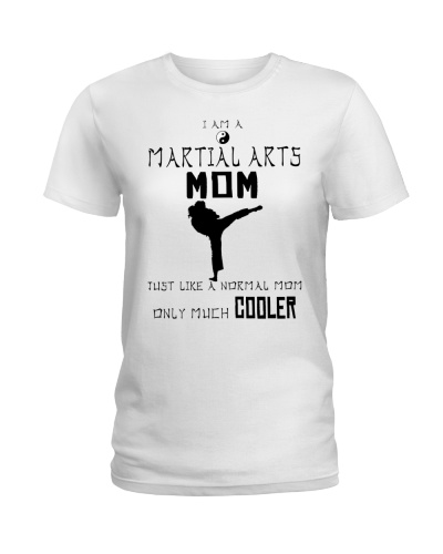 Martial Art Mom Only Much Cooler